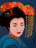 芸者 Satoka (Geisha)