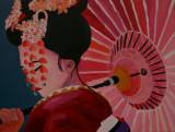 芸者 Maiko (Geisha apprentice)