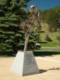 1426.Sculpture Cadet Wing