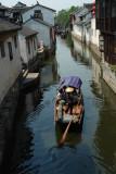 Zhouzhuang - canal town near Shanghai