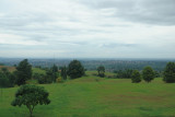 View of Bogor from high ground