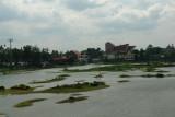 Taman mini-Indonesia - each island represents part of Indonesia's island chain