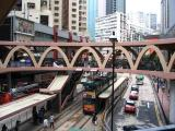 Kong Kong traffic