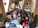 Kong Kong - Causeway Bay on Sunday