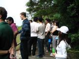 Hike on HK Island - assorted HLU MBA students