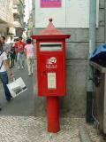 Macau postbox