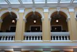 Inside Macau museum