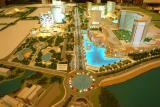 Sands Macau - Cotai City model
