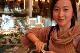 Yolanda, also Tim's (not replica) friend from Xi'an