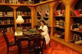 Where Natalie studies for her HKU MBA