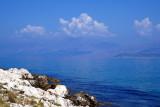 View on Albania