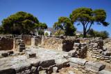 Minoan settlement ( 1500 BC)