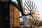 Beautiful mill wheel