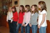 Kinderchor 2006 GV Kleinich