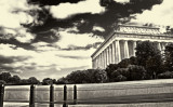 Afternoon, Lincoln Memorial