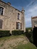 Bruniquel et son chateau