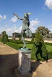 Hermes, begeleider van de schimmen
