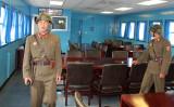 KPA soldiers ensuring that nobody is left behind in ROK