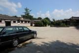 My Mercedes 230E at Kaesong Folk Hotel