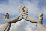 Reunification Monument
