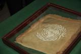 The original UN flag