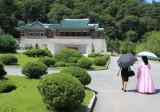 Kim Jung Il pavillion