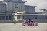 Kumsusan Memorial Palace (Kim Il Sungs mausoleum)