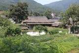 Village between Bulguksa and downtown Gyeongju