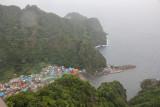 Dodong-ri seen from Manghyangbong