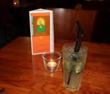 Reykjavik. Restaurant/bar Santa Maria. Ingen tur for Johnsen uten mojito