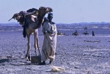 Young Man with Camel