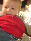 My little Mason