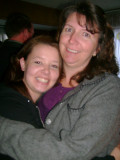 Cathy and Debbie