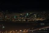 San Francisco Skyline and Fog
