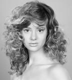 Anne @ Salvamodels Hair & make-up: Yvon Moll