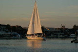 Boating Disco Bay Bill Klipp 26
