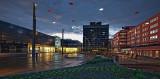 Jan Stenbecks torg på invigningsdagen - Jan Stenbeck Square