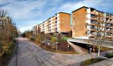 Miljonprogramshus från början av 70-talet i Husby