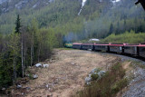 Skagway  White Pass and Yukon RR