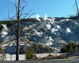 Fumaroles, or steam vents