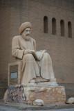 Statuesque local