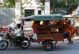 Monk-mobile