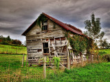 Farmer's Old Barn