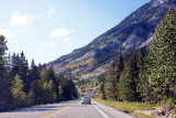 On the Road to Banff