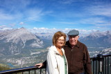 Marguerite and Me at the Top