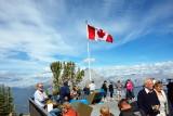 Canadian Flag Flies High