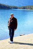 Jim along the Lake