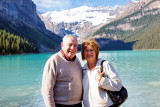 Lake Louise with Tourists