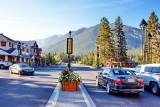Banff, Main Drag Looking North