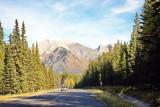 Leaving Beautiful Banff